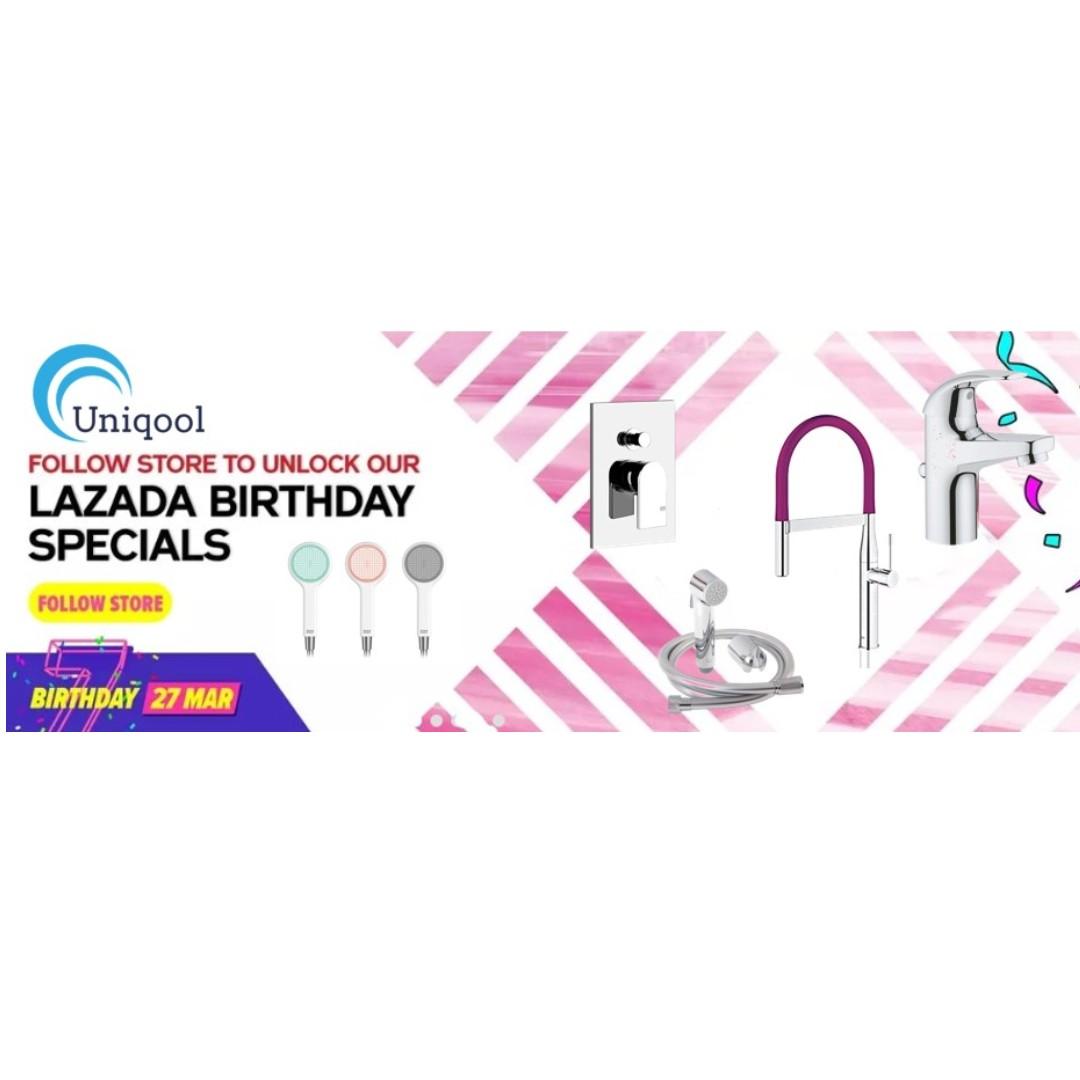 LAZADA BIRTHDAY PARTY