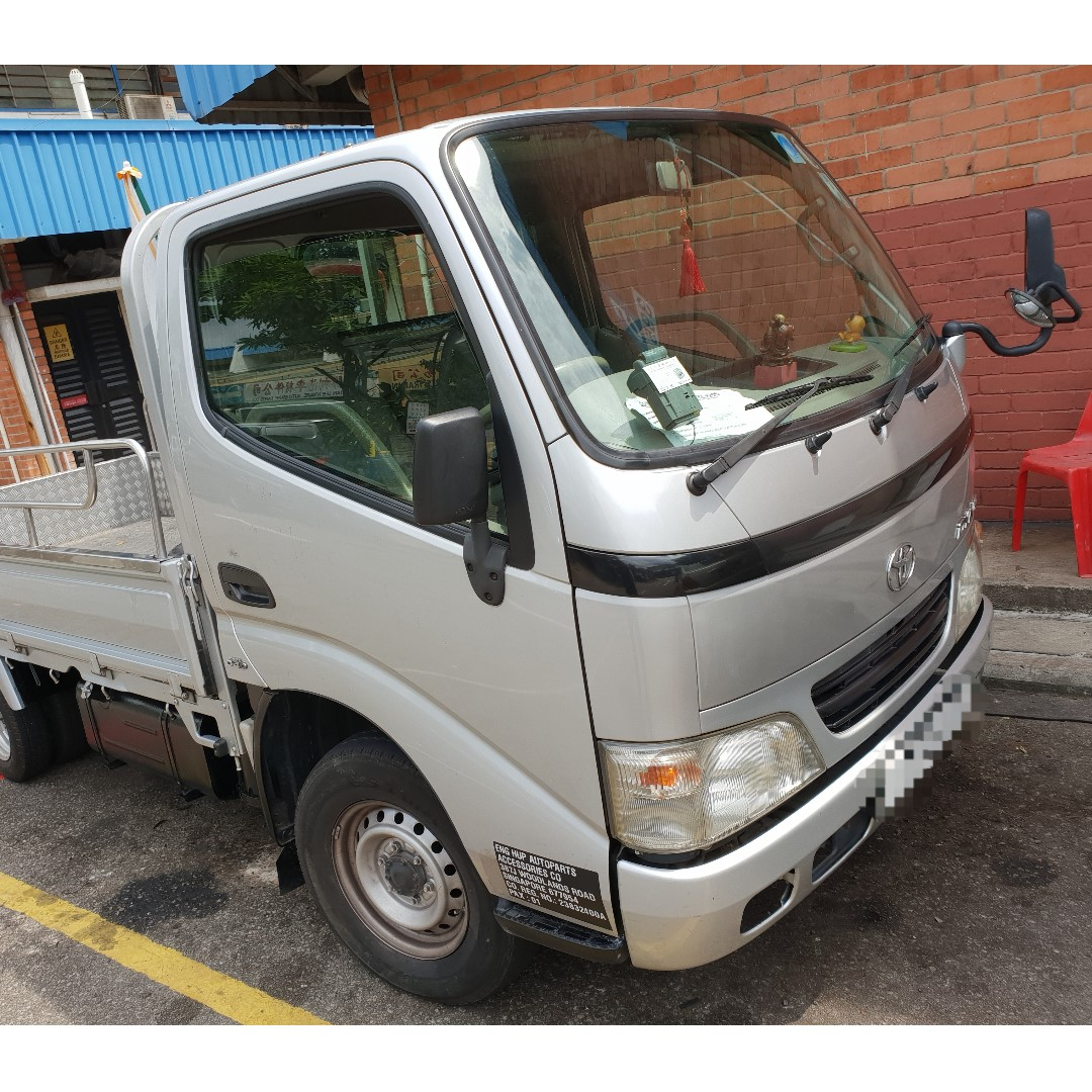 Lorry Rental / Delivery service