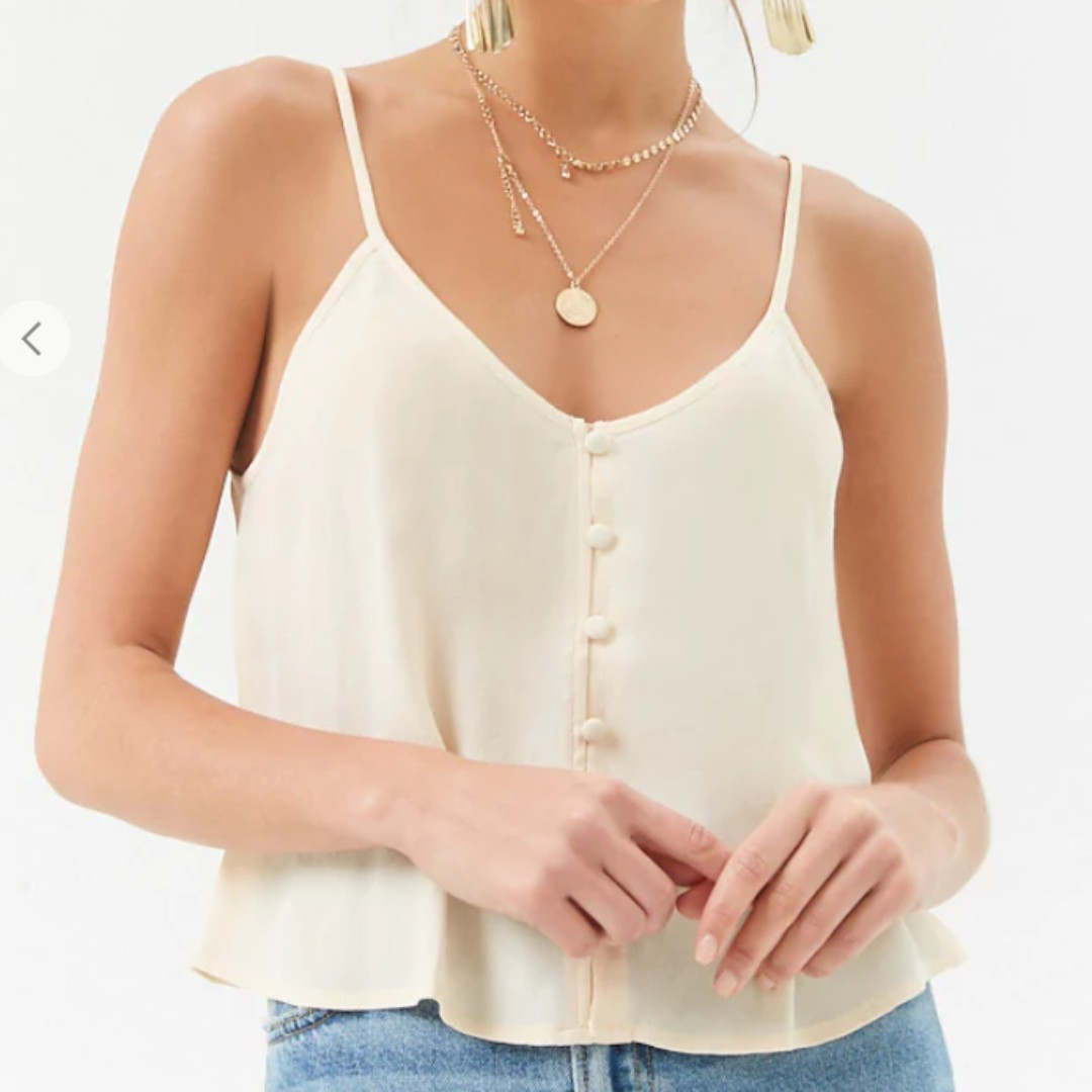 Selling a Brand New F21 Cami Top for only $10!!