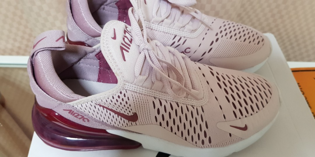 Nike Women W Air Mad 270 Barely rose
