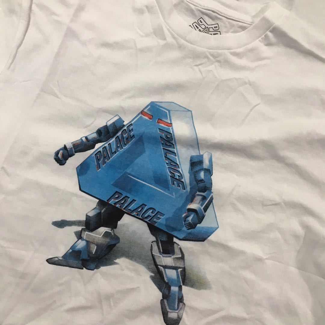 PALACE TOKYO STORE ROBO TEE