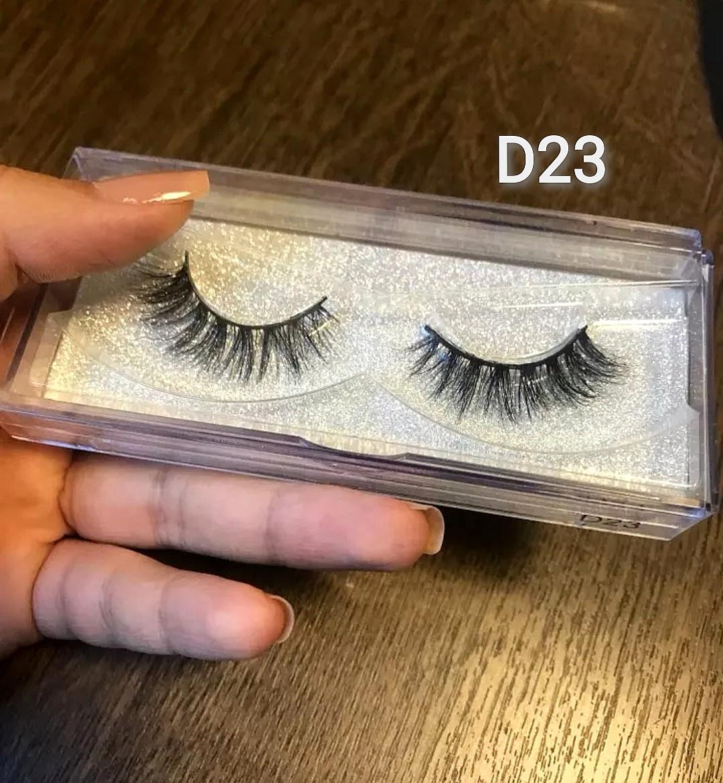 PsEverlast 3D Mink Eyelashes (D Series)