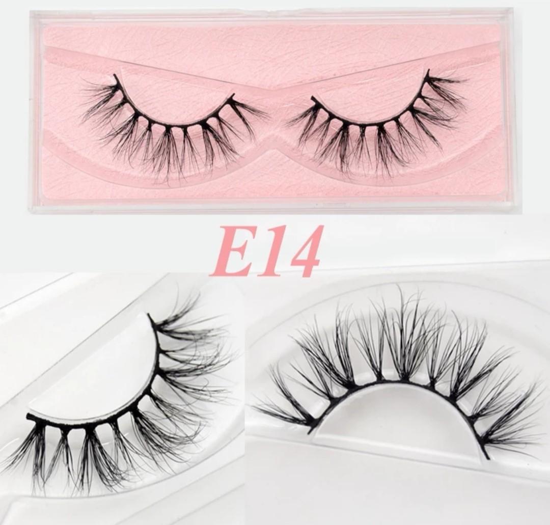 PsEverlast 3D Mink Barbie Doll Series Eyelashes