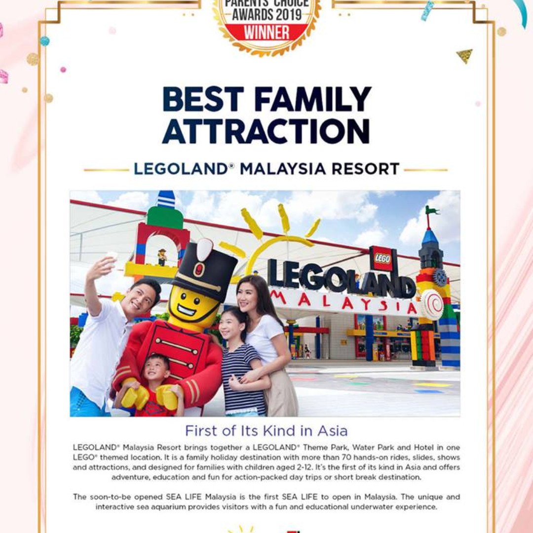 Legoland Malaysia Theme Park and Hotel BEST RATE