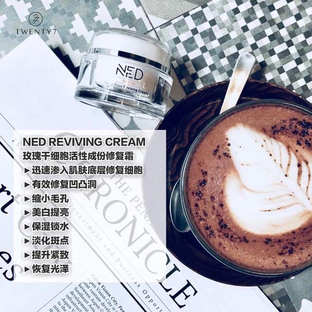 NED Reviving Cream (Swiss Rose Stem)