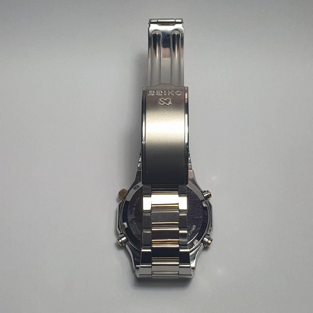 Seiko 7A38 Chronograph