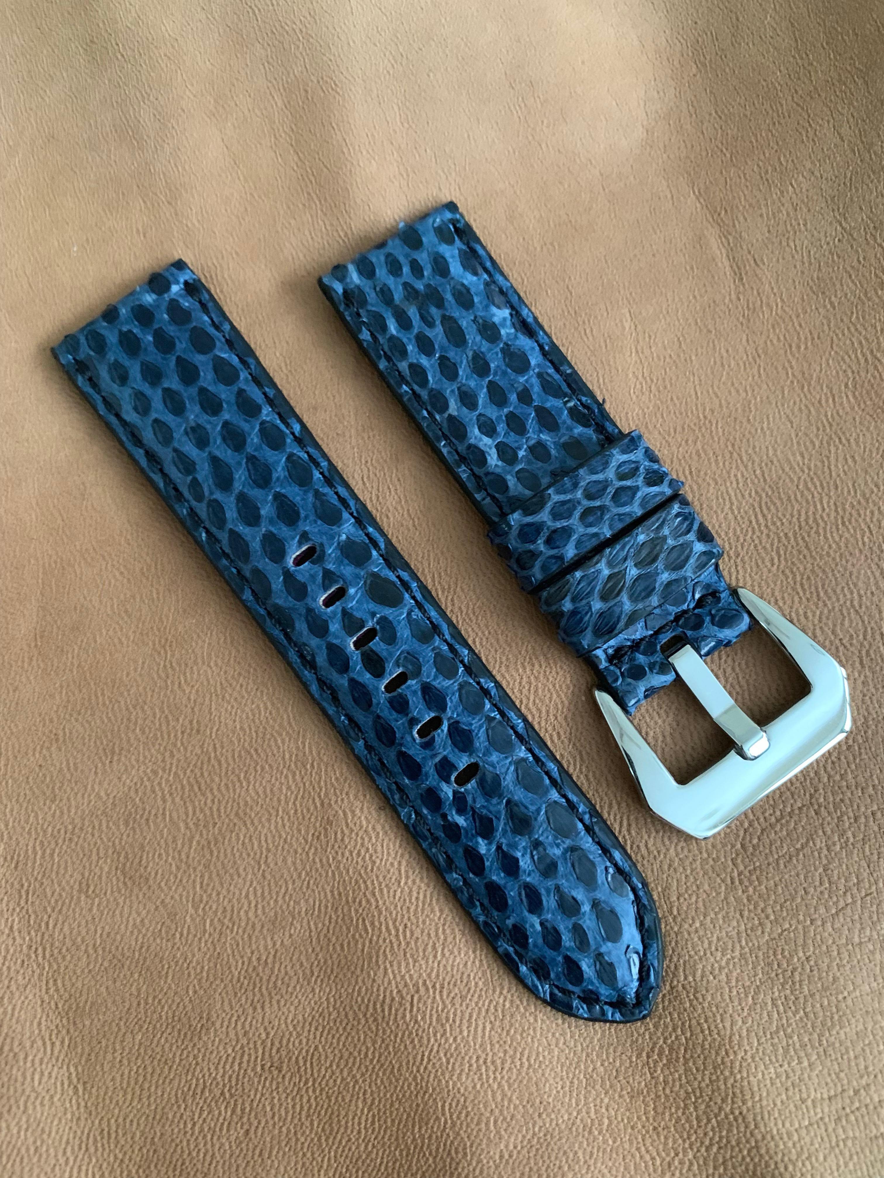 Genuine alligator crocodile ostrich watch straps for Seiko / Grand Seiko