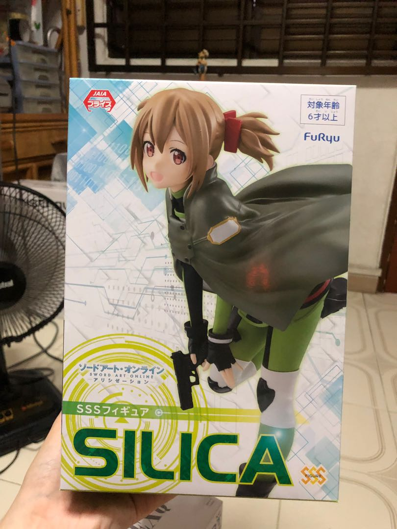 WTT WTS Sword Art Figurine