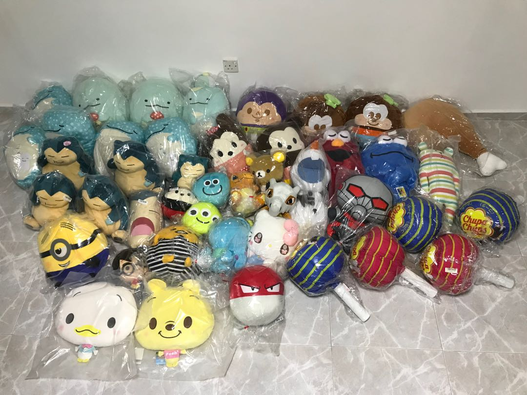Japan Plushie Clearence Sale!