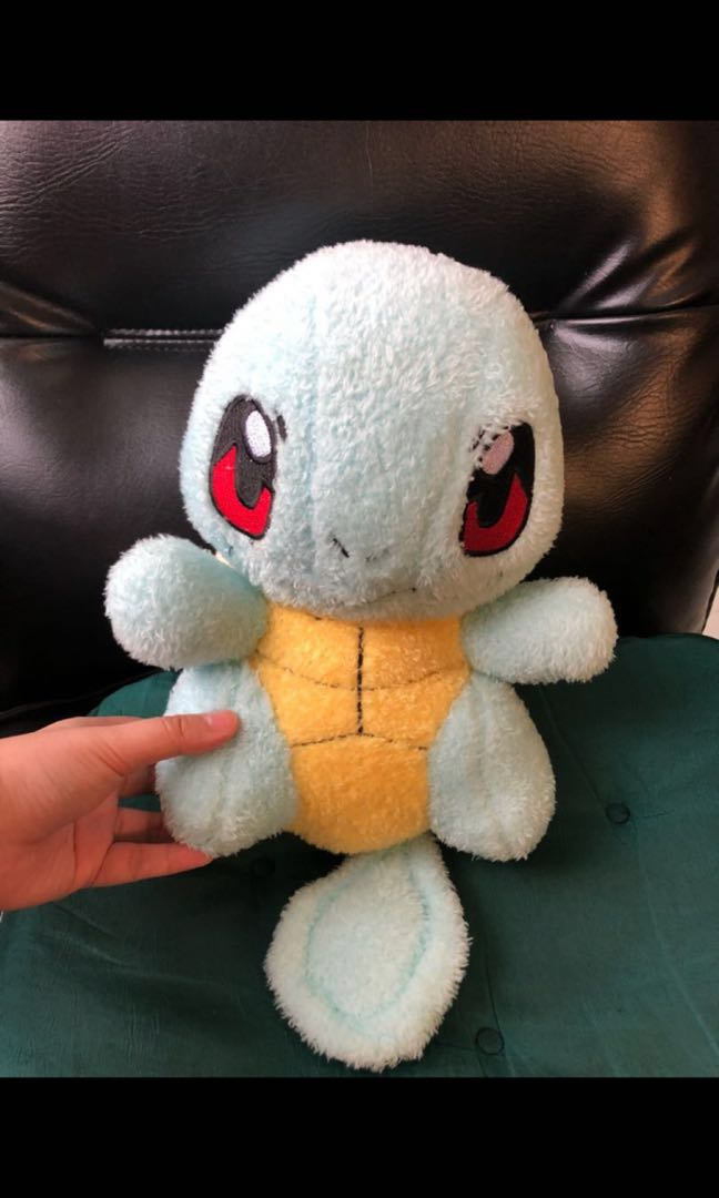 Selling Squirtle Plushie