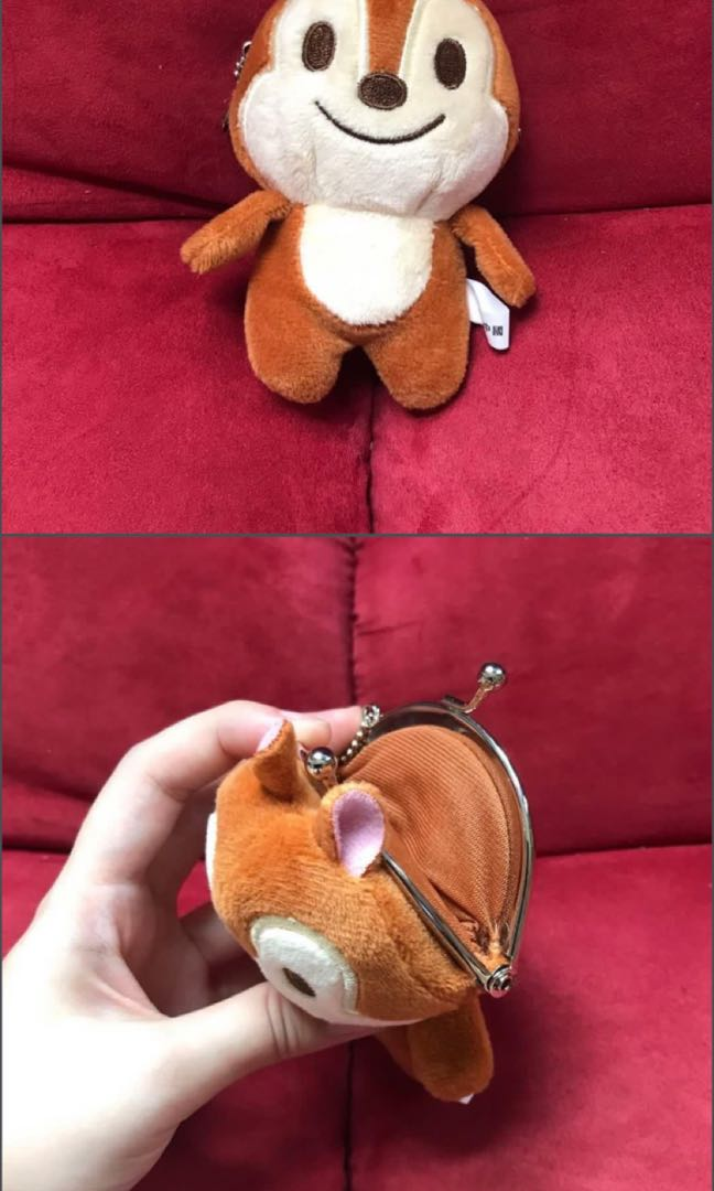 Brand new Disney coin pouch