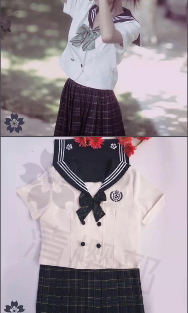 Cosplay school uniform clearance