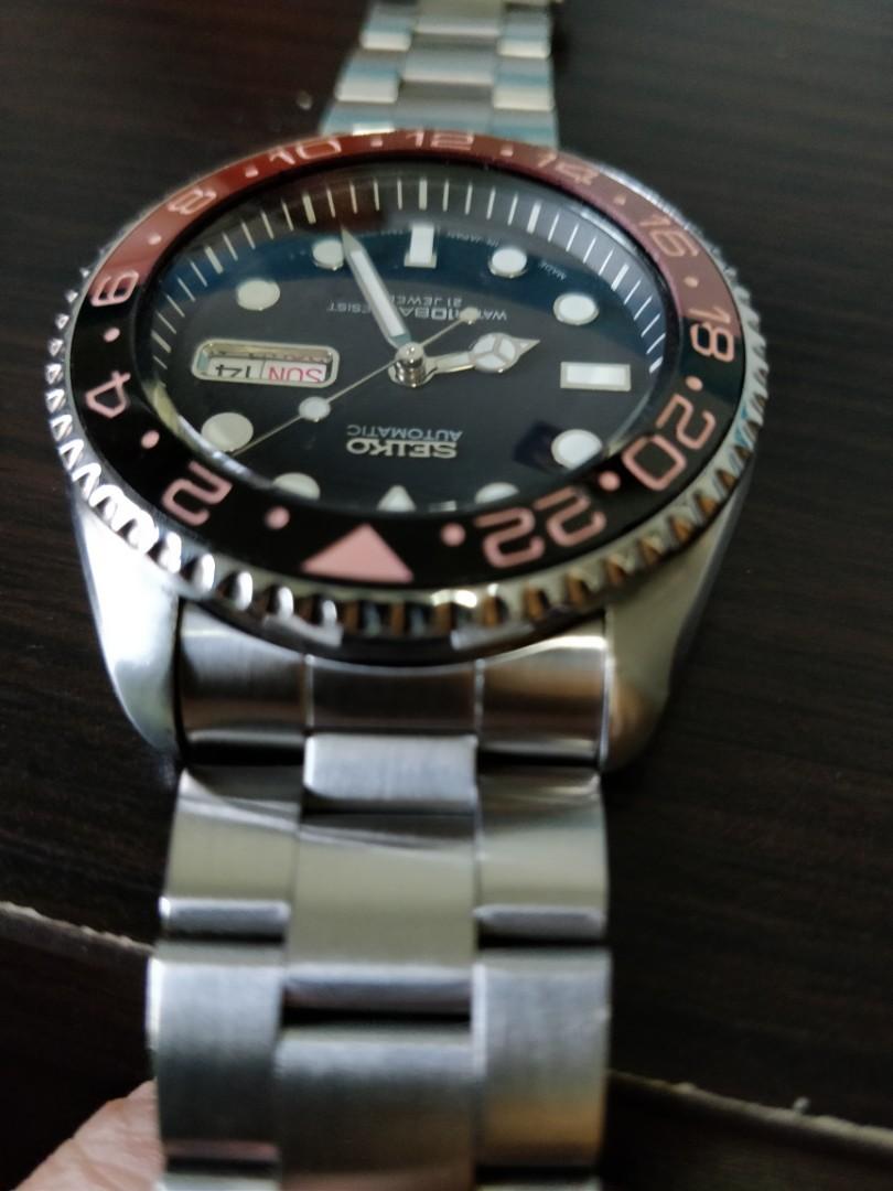 Brushed skx oyster bracelet