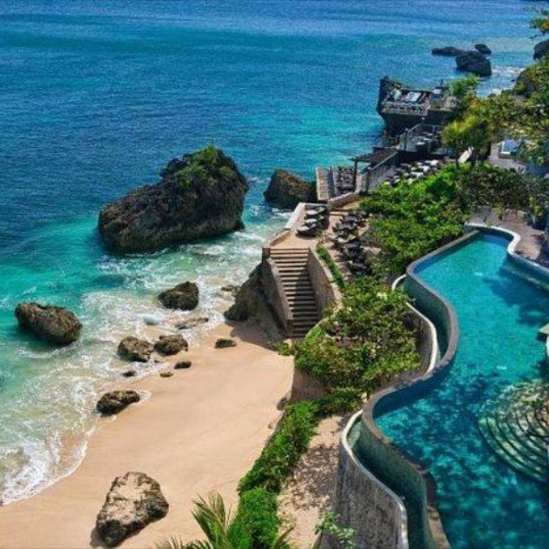 Bali hotels, resorts, villas