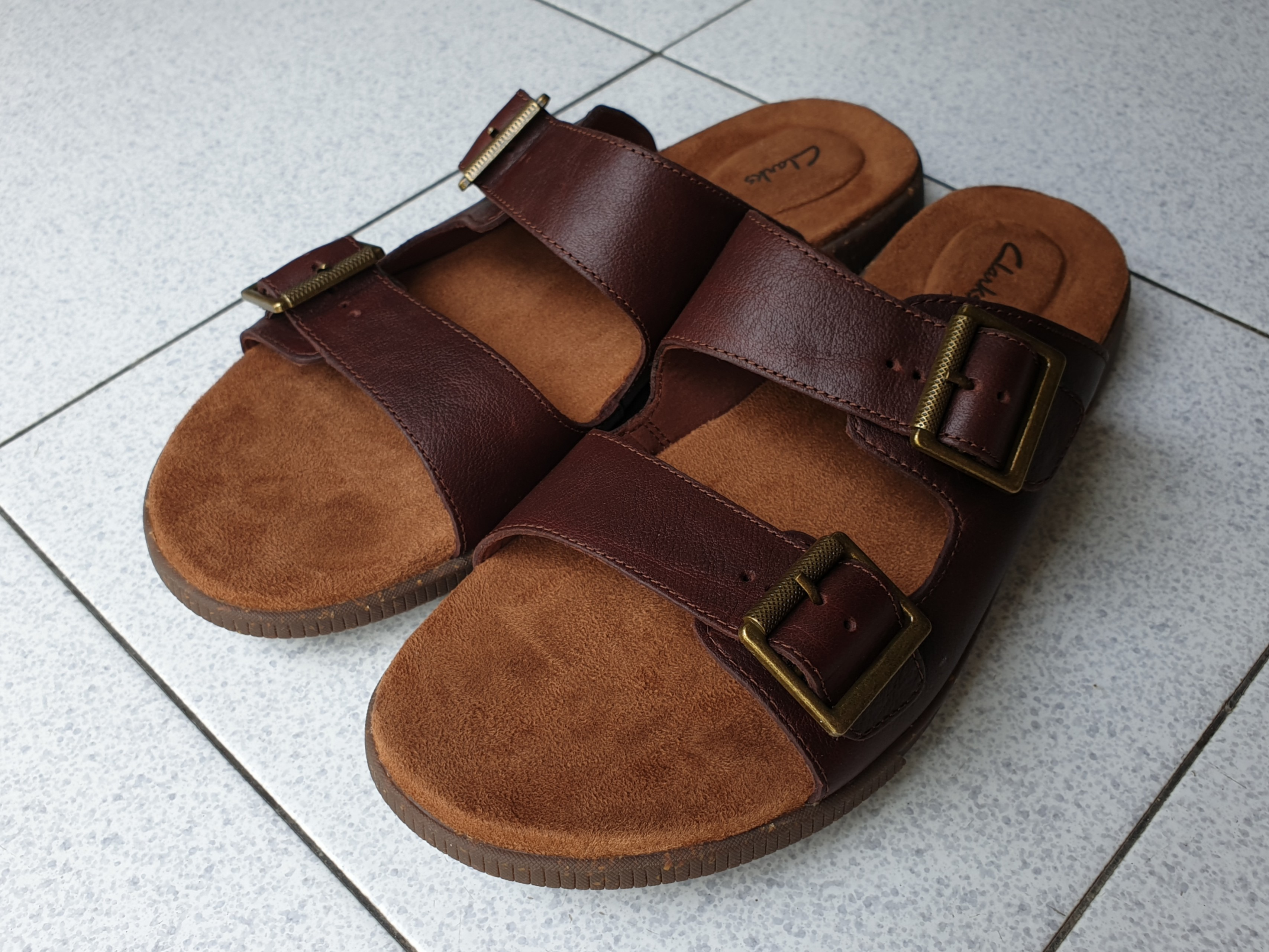 Brand New Authentic Clarks Sandals