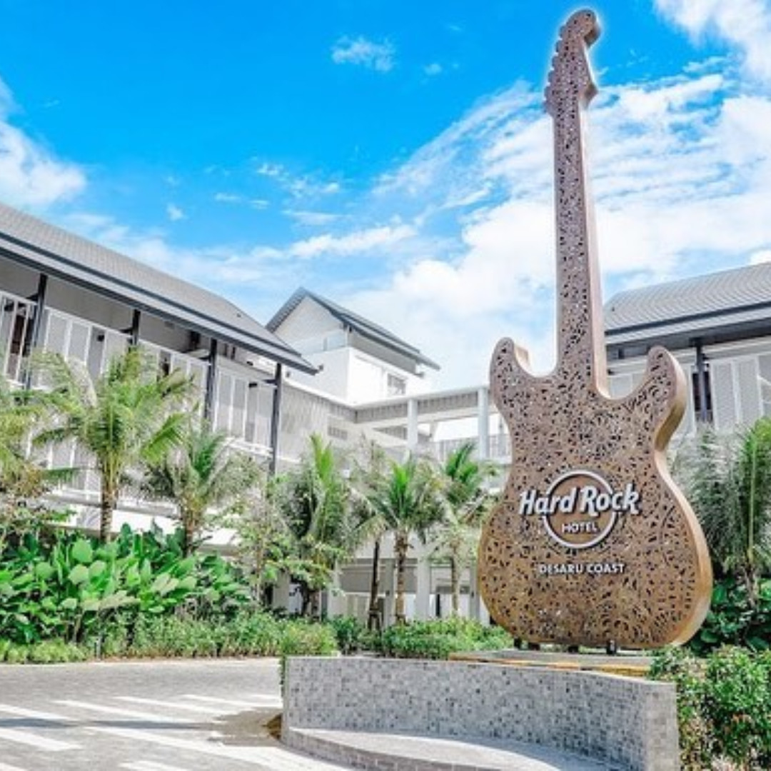 Hard Rock Hotel Desaru