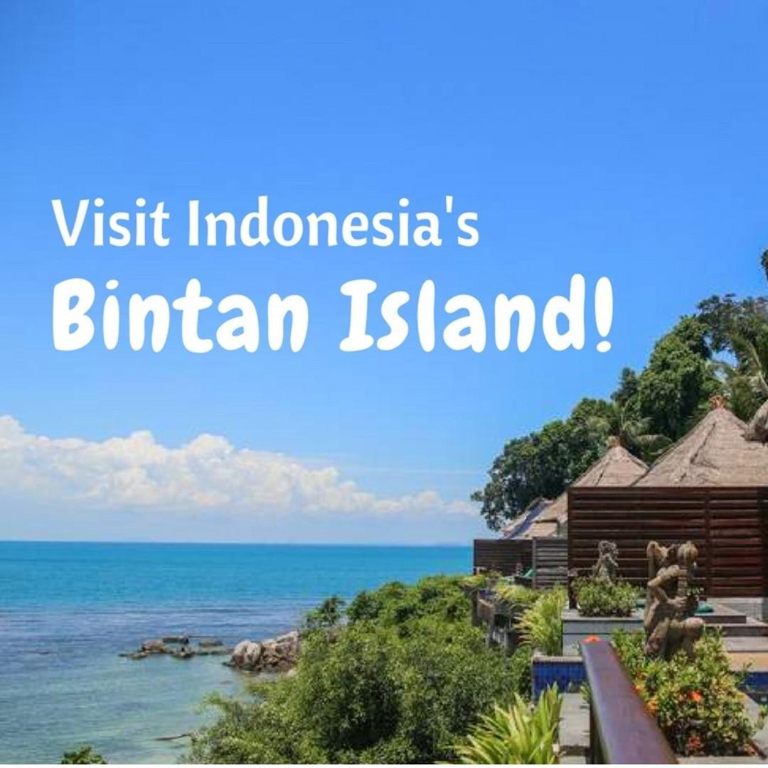 Bintan Island getaway