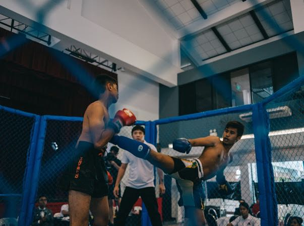 Muay Thai/Boxing Fitness