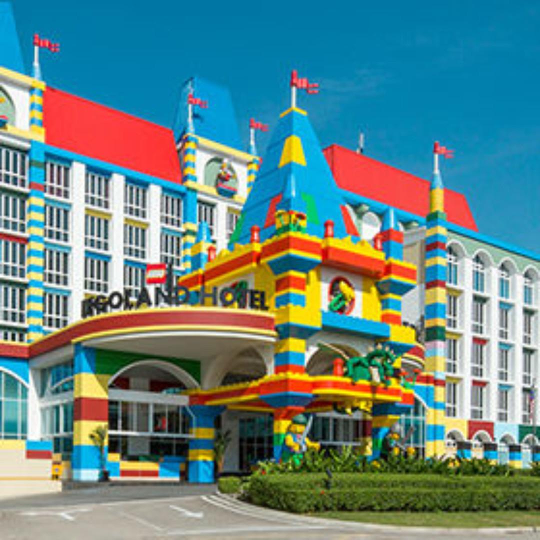 Legoland Resort Hotel Malaysia discount promo booking SALE