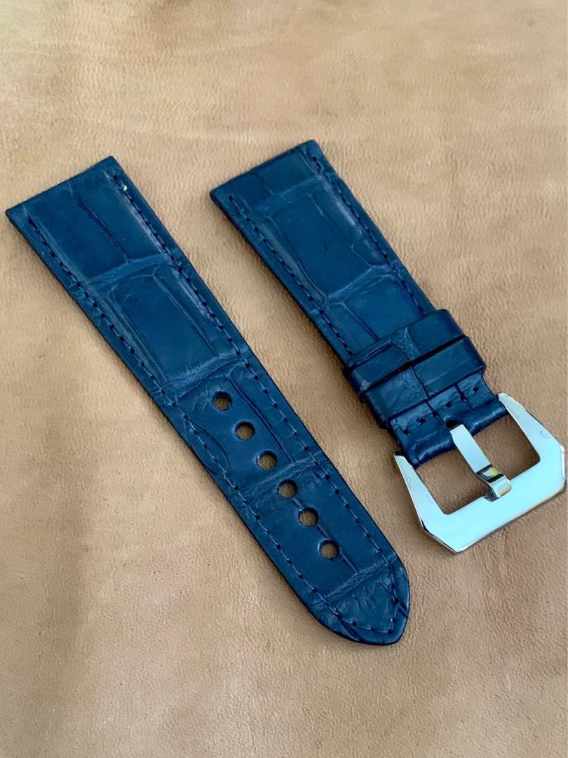 Bulk orders, bulk productions for crocodile alligator ostrich watch straps