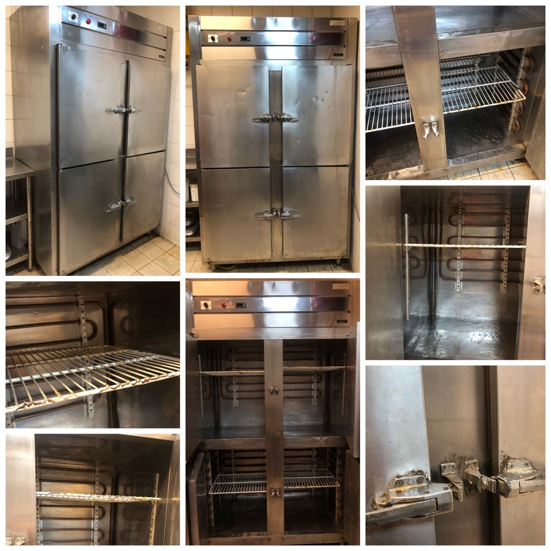 WTS USED KITCHEN EQUIPMENTS