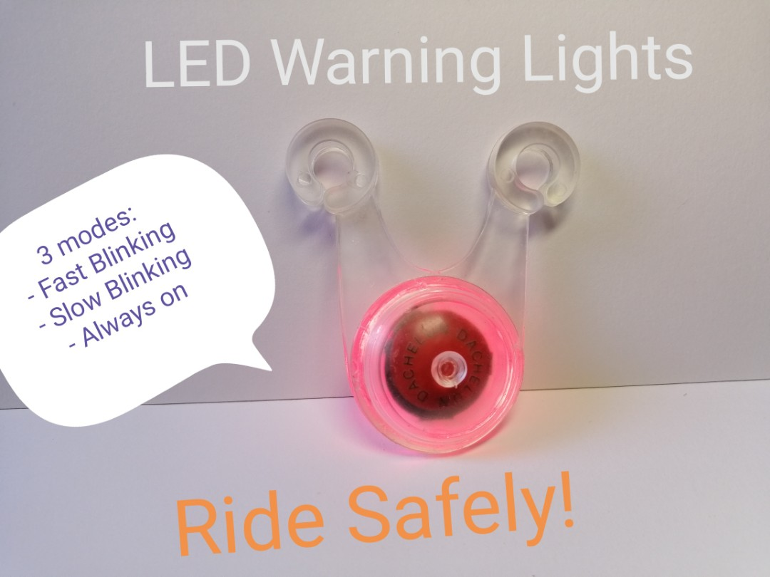 How to ride safely at night (or in the dark)