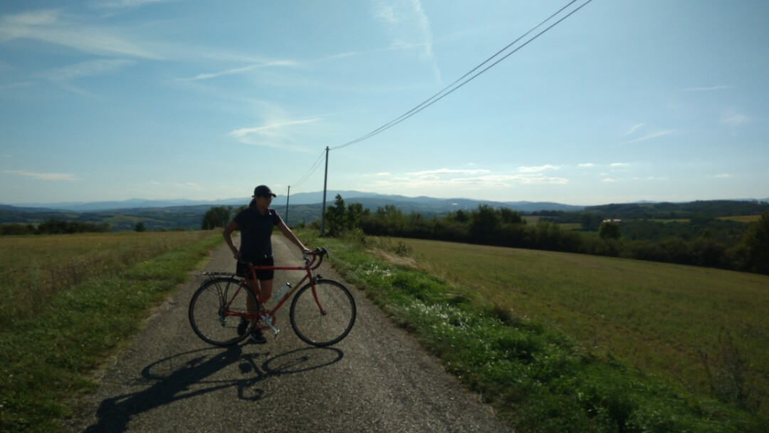 How to be a long distance cyclist ?