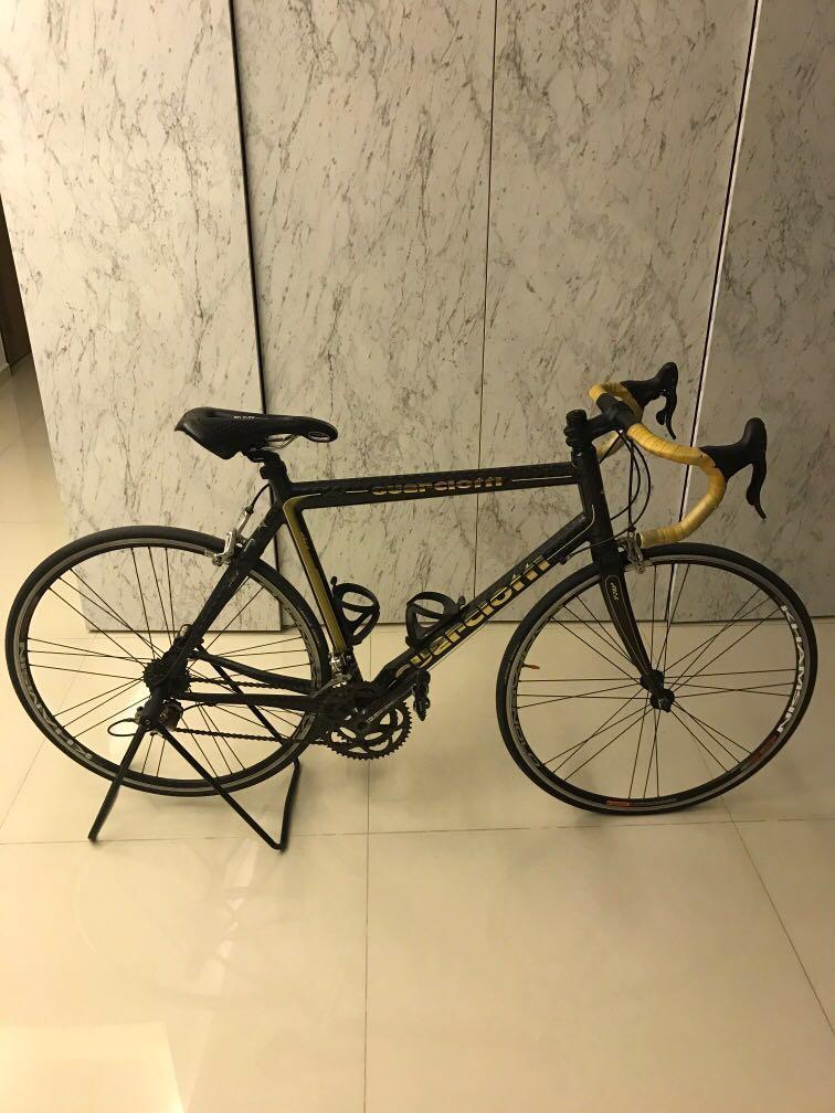 Selling road bike