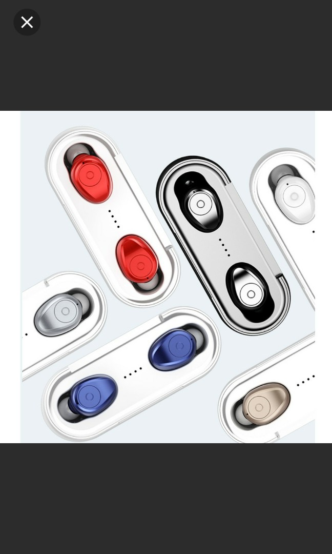 Check it out, new wireless bluetooth earphone arrival, only for S$35!!!
