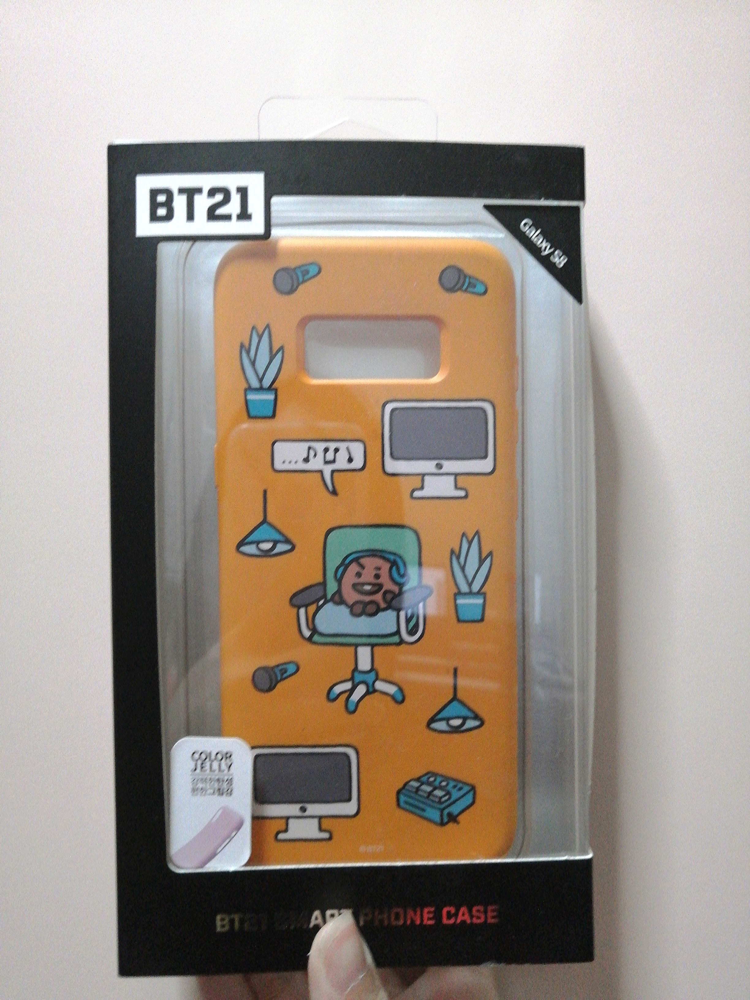 WTS BT21 Shooky S8 phonecase