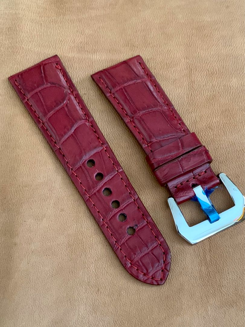 Watch straps for Panerai