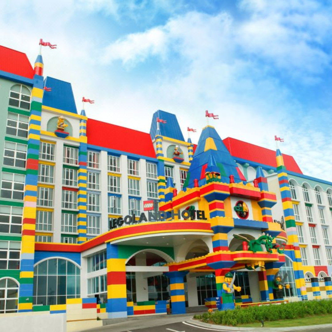 Legoland Malaysia hotel and tickets