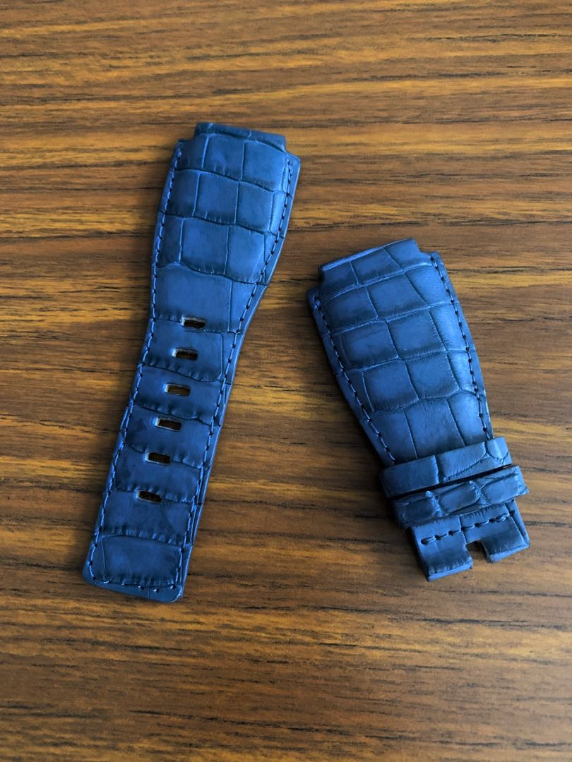 Watch straps for Bell & Ross