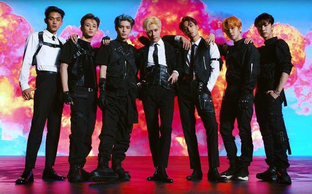 """SuperM - 1st Mini Album """"SuperM"""""""