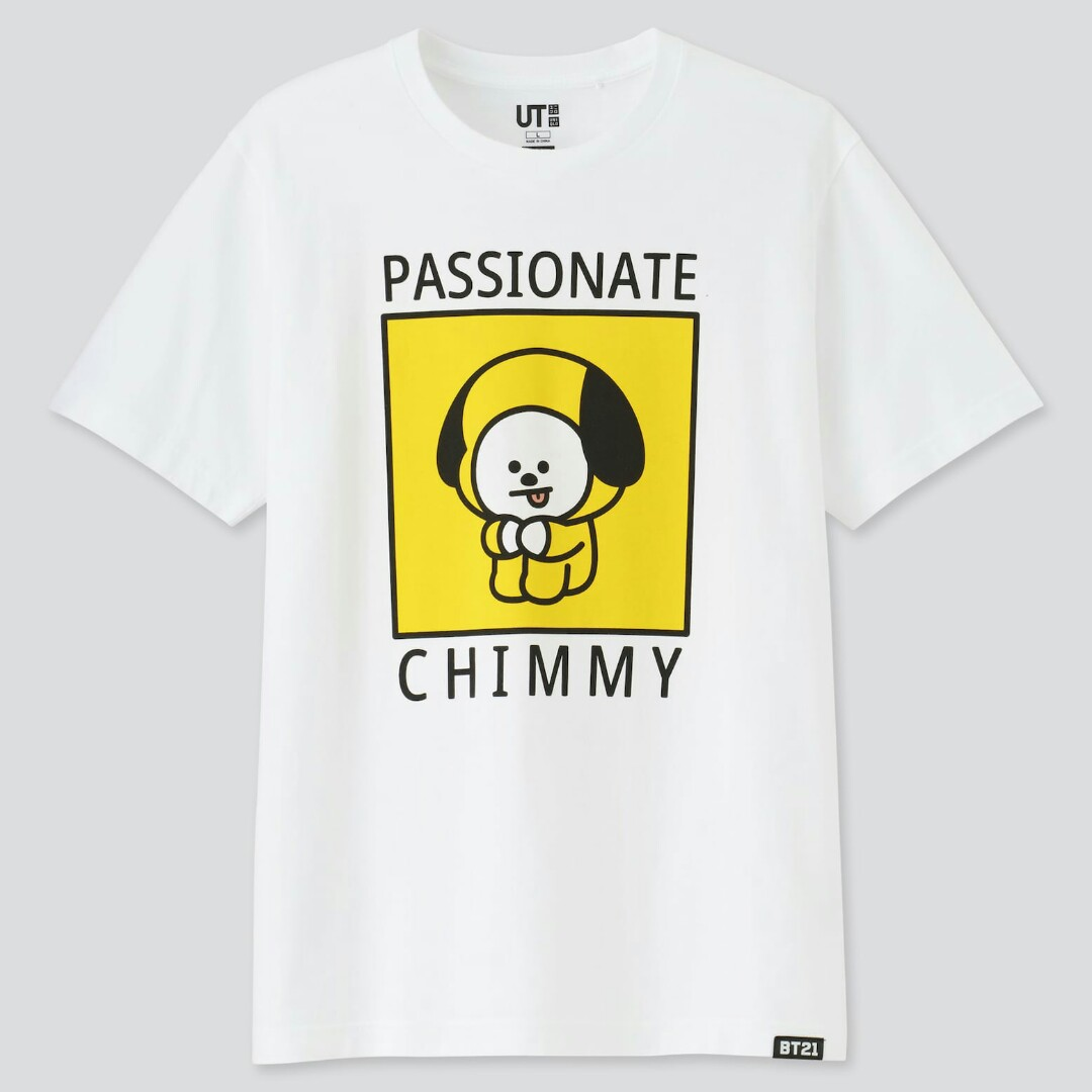 WTS BT 21 UNIQLO CHIMMY TEE