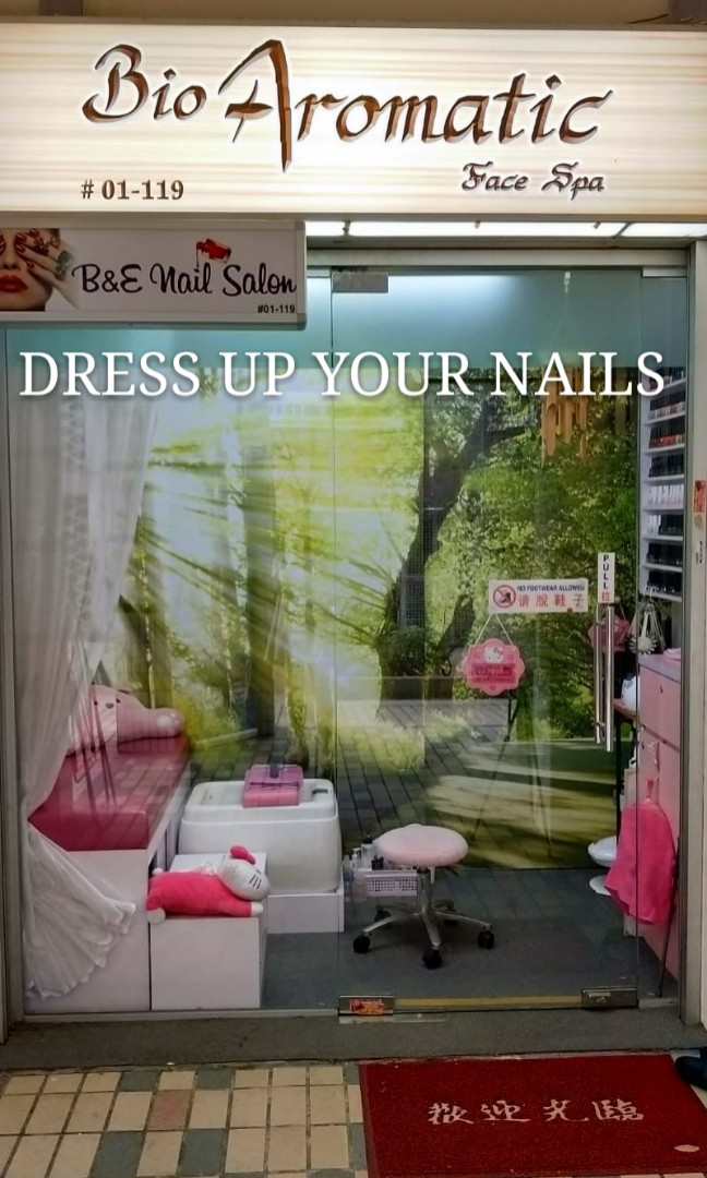 Rent per day for nail service