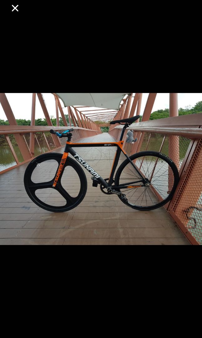 looking to sell Tsunami Fixie