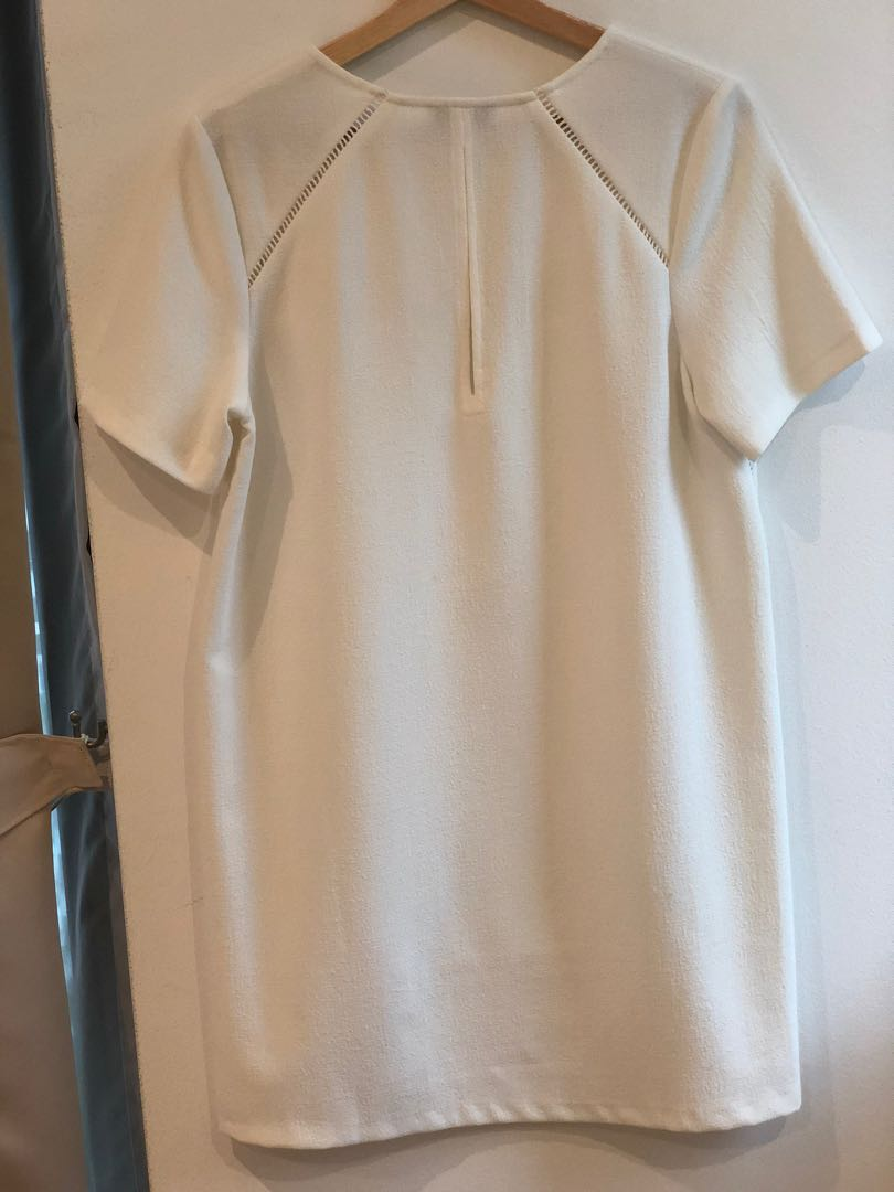 Suncoo white dress only $30!