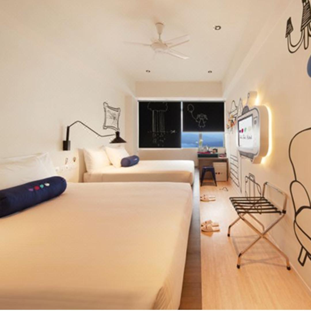 Genting Highlands Theme Park Hotel from $89 nett