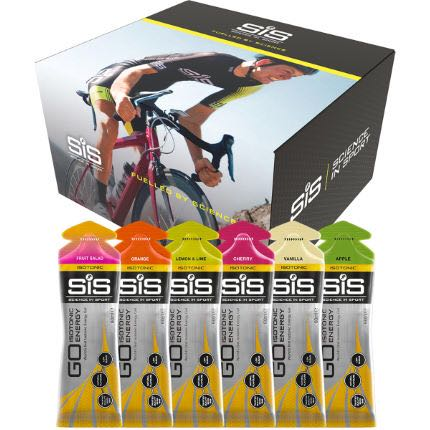 (Cheapest!!)SiS Isotonic Gel mixed box