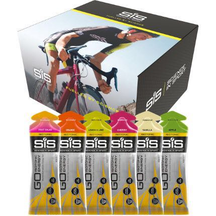 (cheapest)SiS Isotonic Gel Mixed box for sale